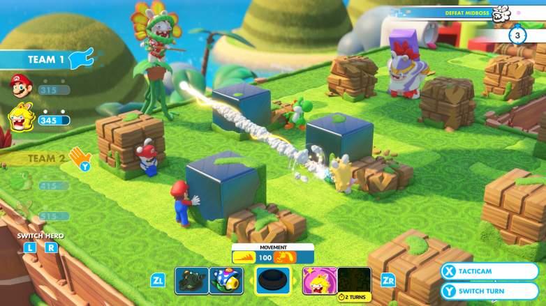 Mario + Rabbids Kingdom Battle, Mario + Rabbids Kingdom Battle best weapons, Mario + Rabbids Kingdom Battle guide