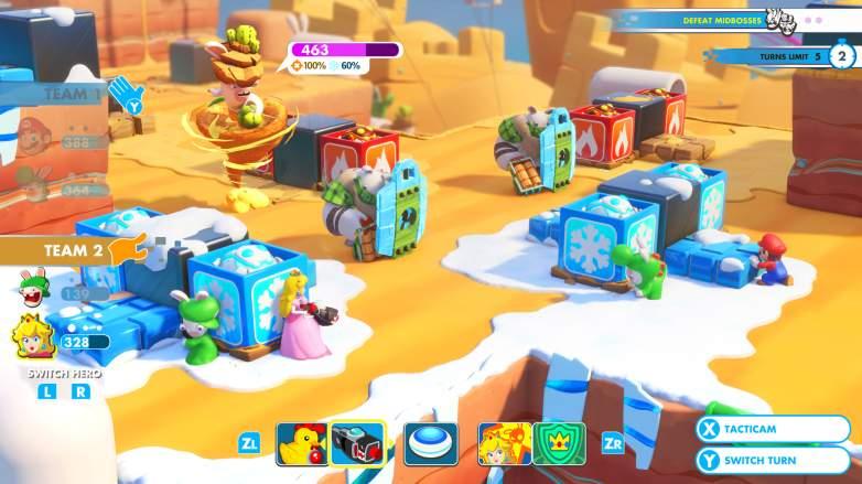 Mario + Rabbids Kingdom Battle, Mario + Rabbids Kingdom Battle guide, Mario + Rabbids Kingdom Battle tips