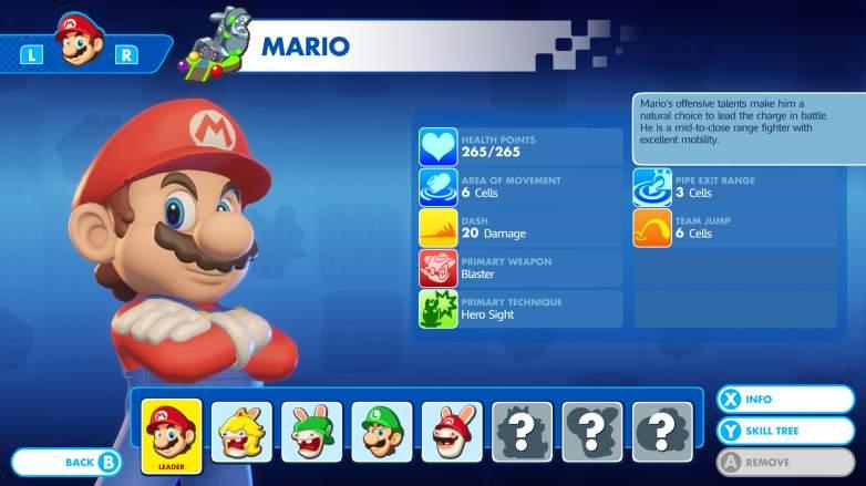 Mario + Rabbids Kingdom Battle abilities, Mario + Rabbids Kingdom Battle best abilities, Mario + Rabbids Kingdom Battle best characters