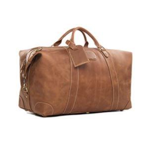 rockbow vintage mens leather, best mens weekend bag, best mens weekend luggage, best bag mens weekender
