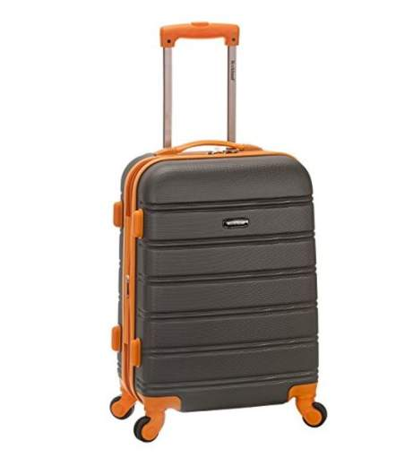 rockland melbourne hardside spinner, best hardside luggage, best travel hardside bags, best hardside baggage