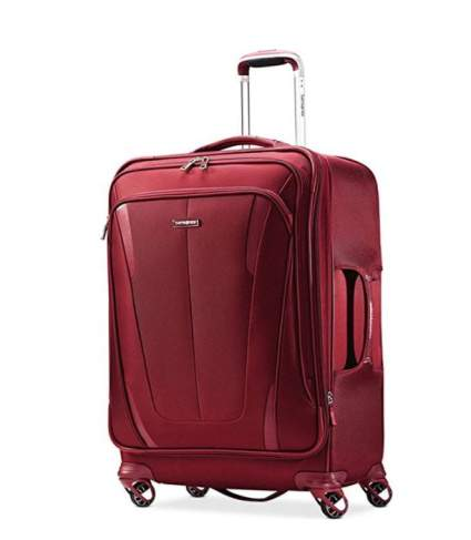 Samonite Silhouette sphere carryon, best luggage air travel, best carryon airplane luggage, best luggage for carryon
