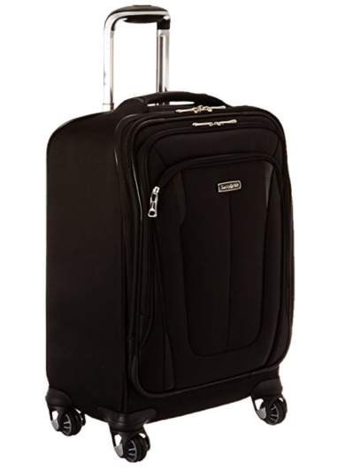 samsonite silhouette spinner, best nice luggage, best nice travel bags, best nice carry on