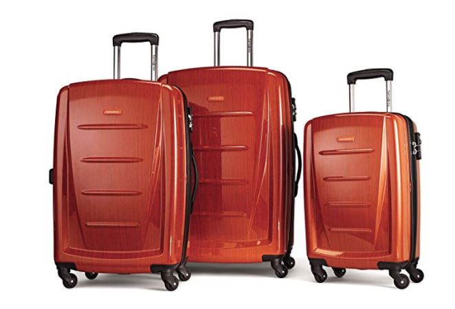 samsonite winfield hardside spinner, best hardside luggage, best travel hardside bags, best hardside baggage