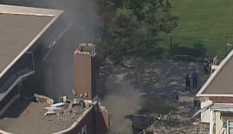 minnehaha academy explosion scene