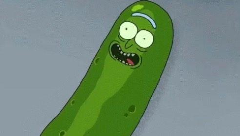 #PickleRick