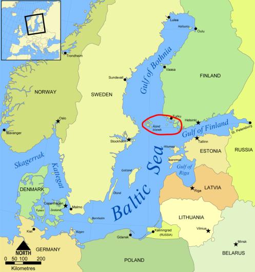 Where is Turku Finland