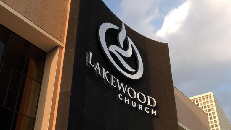 Lakewood Church flooded