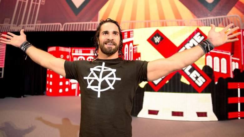 Seth Rollins wwe, Seth Rollins monday night raw, Seth Rollins extreme rules