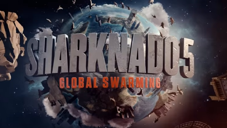 #Sharknado5, Sharknado 5 Cast, Sharknado 5 Cast List, Sharknado 5 Cast Cameos, Sharknado 5 Celebrities, Who Are The Celebrities In Sharknado 5, Sharknado 5 Cameos