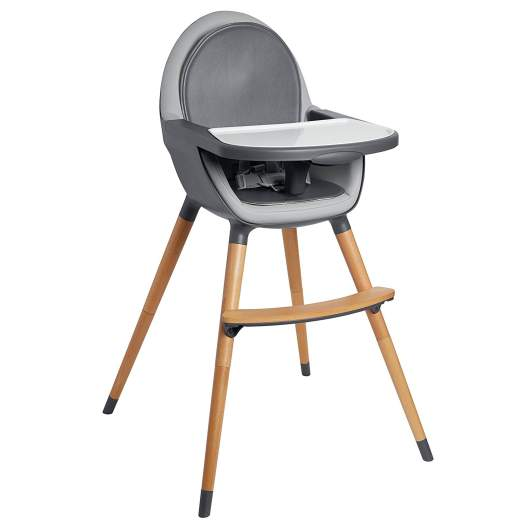 Skip Hop Tuo Convertible High Chair (Charcoal Grey), skip hop high chair, charcoal gray high chair, gray high chair, stylish high chair, modern high chair, best new high chair, best new baby products, new baby products