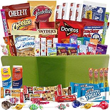 catered cravings, road trip, snacks