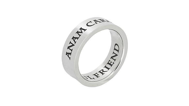 best friend jewelry, best friend rings, friendship rings, bff rings, celtic rings