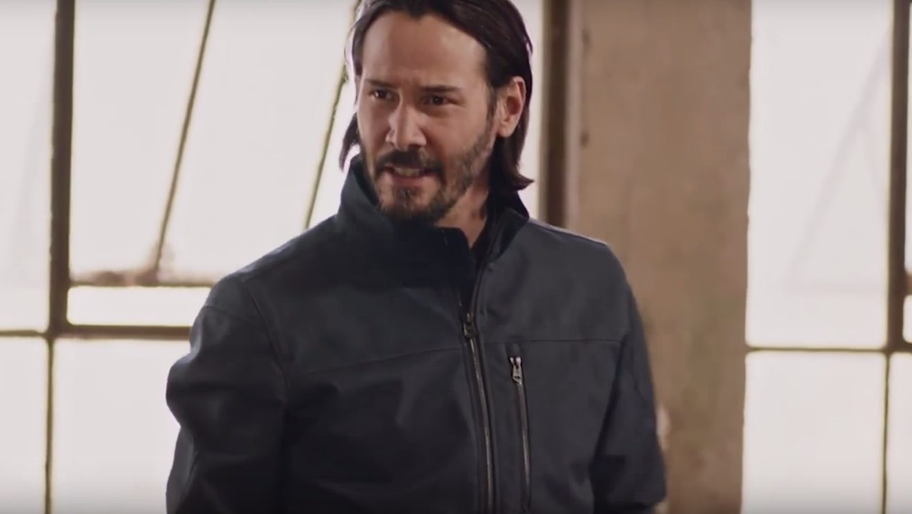 Keanu Reeves Swedish Dicks, Keanu Reeves TV show, Swedish Dicks cast