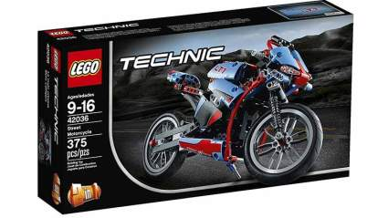 technic street motorcycle