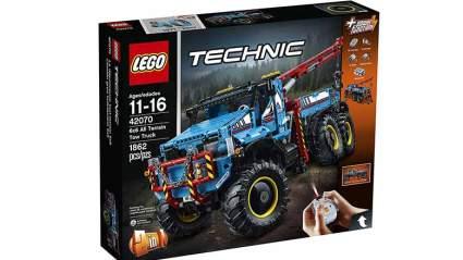 technic tow truck