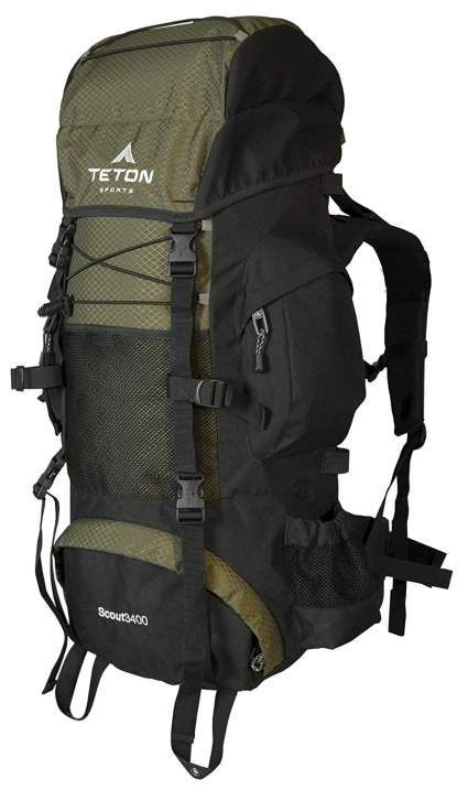 teton sports, backpacking, hiking, camping