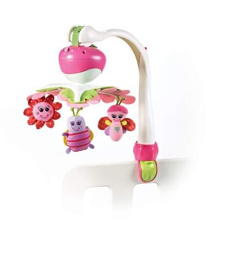Tiny Love Take Along Mobile (Tiny Princess), baby mobiles, best baby mobiles, crib mobiles, best crib mobiles, pink mobile, mobile for girls, small mobiles, portable mobiles