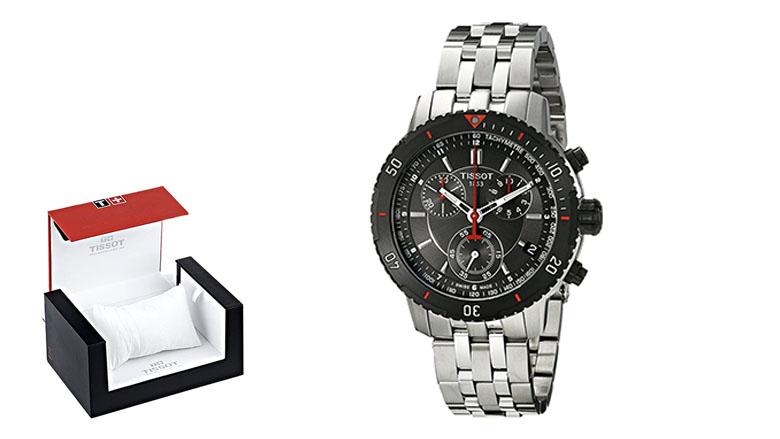 tissot mens t-sport prs 200 chronograph watch