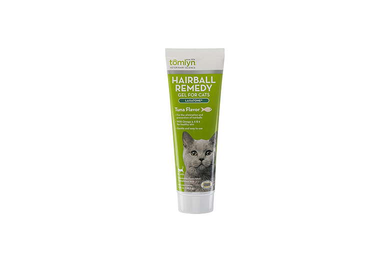Image of tomlyn hairball remedy for cats