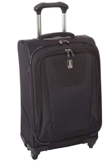 travelpro maxlite 3 lightweight, best lightweight luggage options, best lightweight air luggage, light luggage air travel