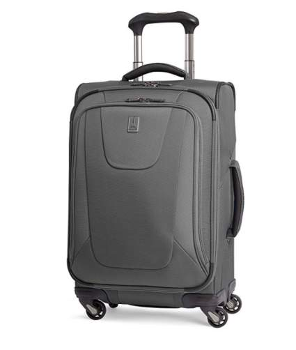 travelpro maxlite3 carryon spinner, best luggage air travel, best carryon airplane luggage, best luggage for carryon