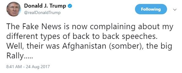 Donald Trump twitter misspelling, Donald Trump Twitter, Donald Trump deleted tweets