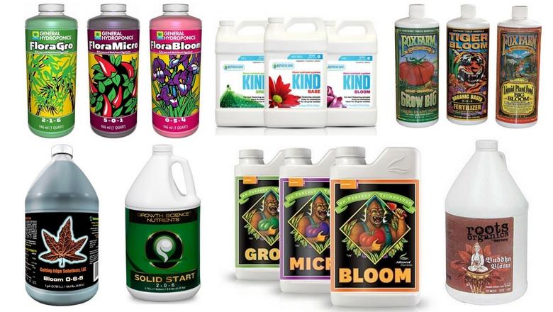 10 Best Hydrophonic Nutrients For Marijuana 2019 Heavy Com