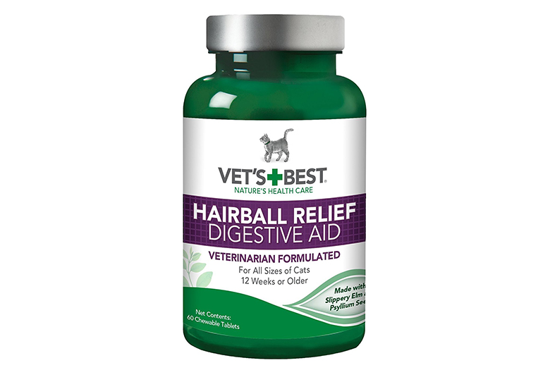 Image of vet's best hairball remedy for cats