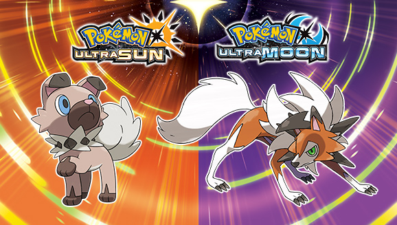 Pokemon Ultra Sun and Moon