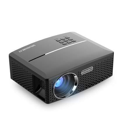 VisualGreat GP80 hdmi projector, best hdmi projecters, best DVI hdmi projector, best hdmi projector home