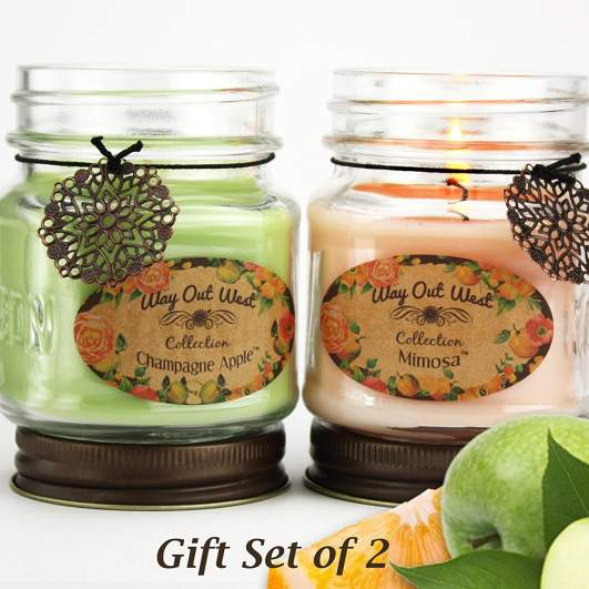 best smelling candles, fruity candles