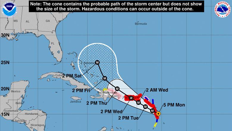 Hurricane Maria Florida