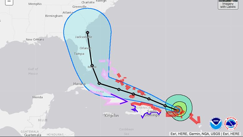 Hurricane Irma models
