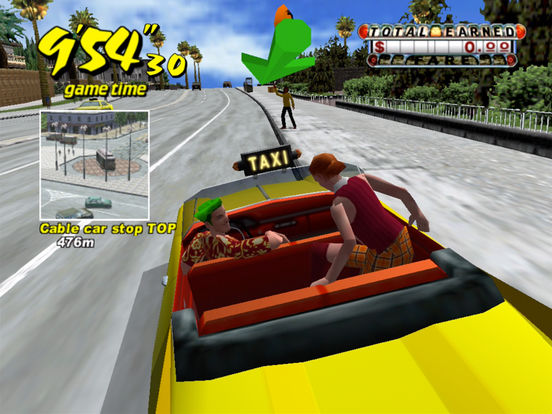 Crazy Taxi iOS, Free Crazy Taxi, Crazy Taxi Android