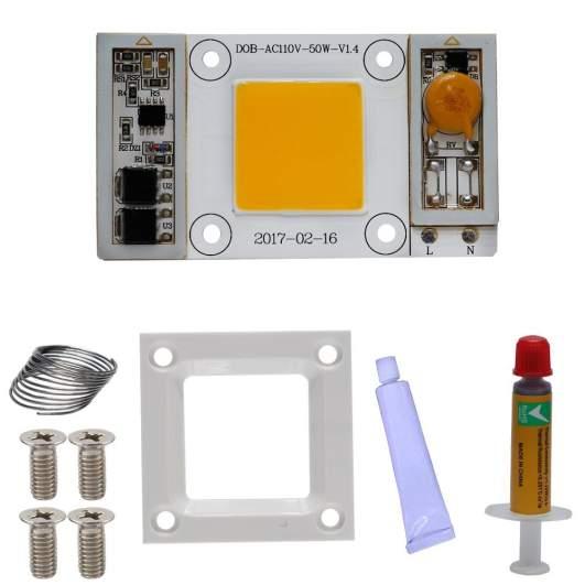 LED COB 50W Kit DIY