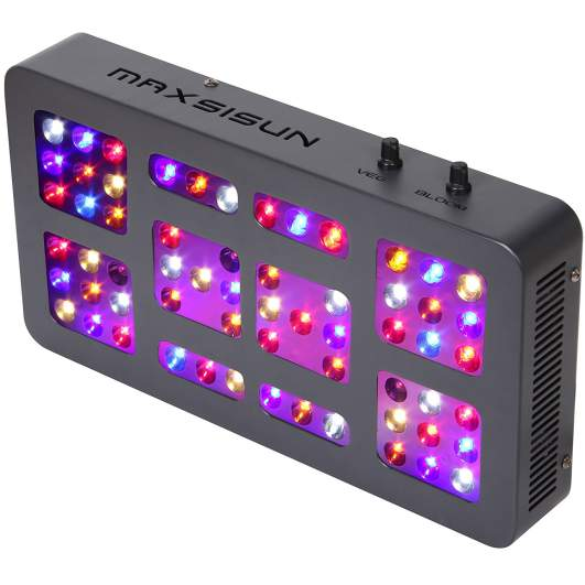 maxisun dimmable 300w led