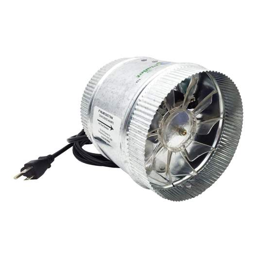 Hydroplanet™ 6 Inch Duct Booster Fan