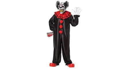 scary clown costumes, killer clown costume, evil clown costume, clown costume, scary clown halloween costumes, killer clown halloween costumes
