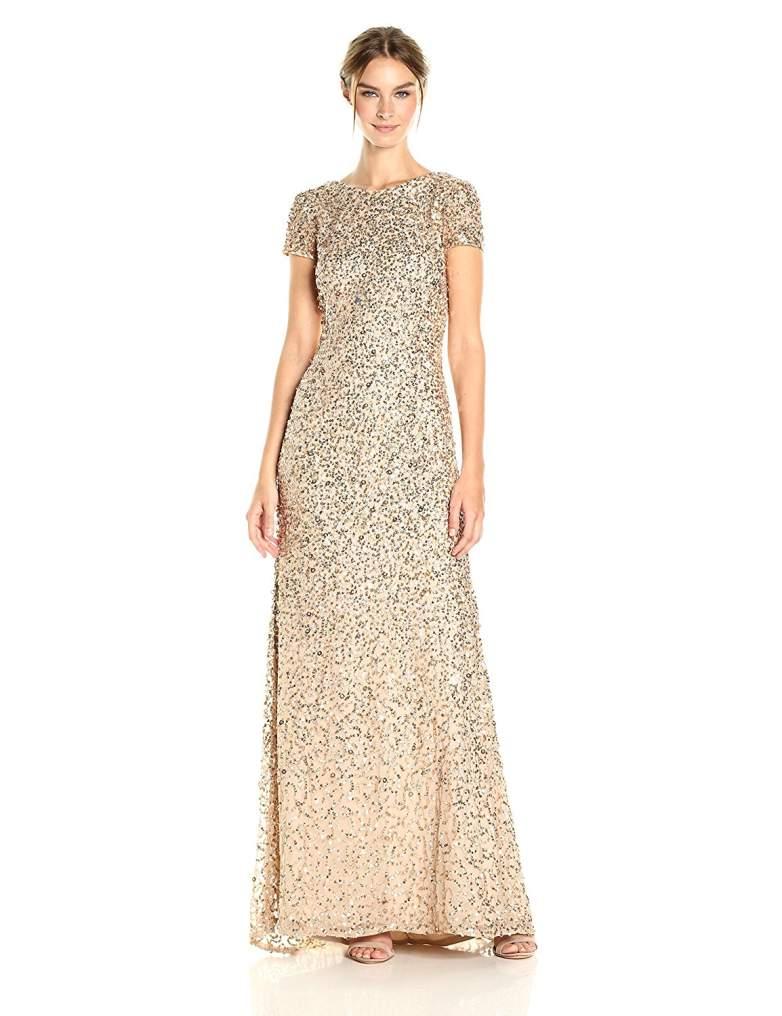 metallic bridesmaid dress, bridesmaid dresses, gold bridesmaid dresses, sequin bridesmaid dress, rose gold bridesmaid dresses, silver bridesmaid dresses
