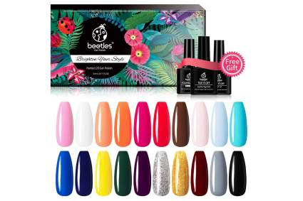 23-Piece Beetles Gel set