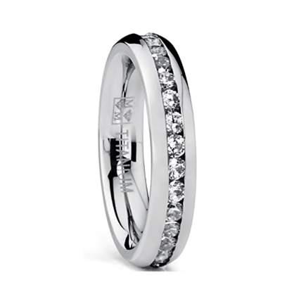 titanium anniversary ring