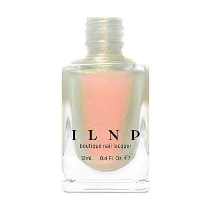 Fire opal nail polish bottle