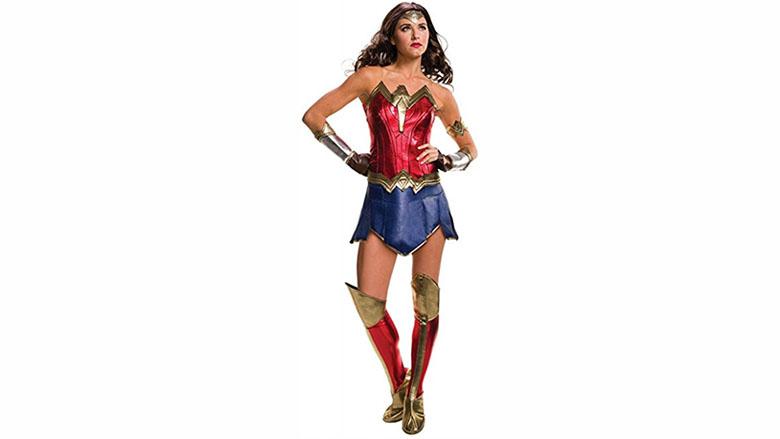 Rubies Deluxe Dawn of Justice Wonder Woman costume, wonder woman costume, wonder woman cosplay, wonder woman costume kids