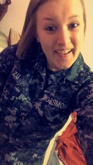 allyson jeanette thompson, allyson thompson navy