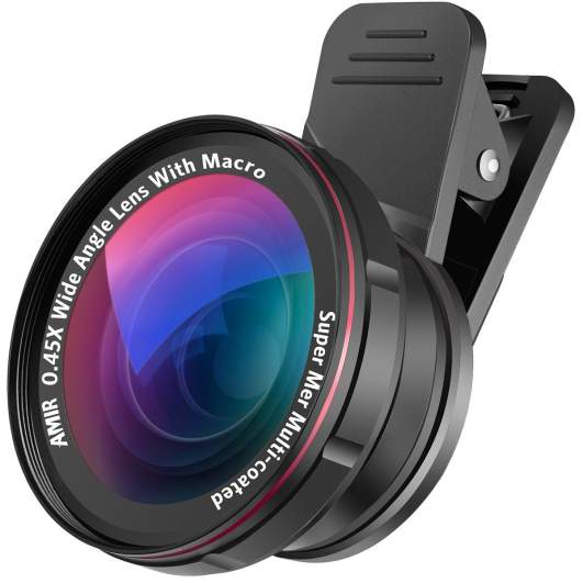 Amir camera lens kit, best iphone x accessories, best iphone seven s accessories, best accessories for x