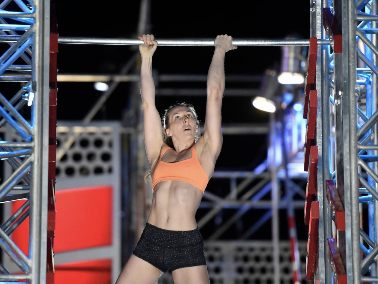 Alyssa Beird, Alyssa Beird American Ninja Warrior, Allyssa Beird Height, Allyssa Beird Ninja