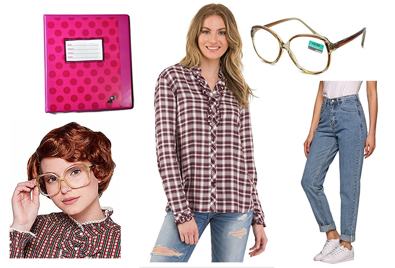 Barb's clothes from stranger things