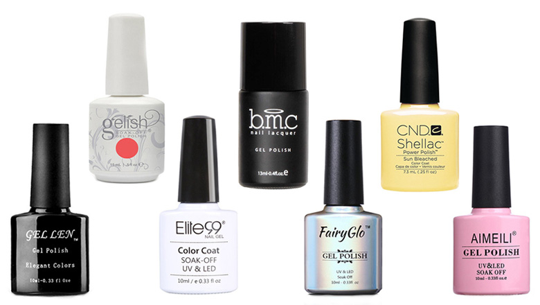 best gel nail polish, gel nails, gel nails at home, gel polish