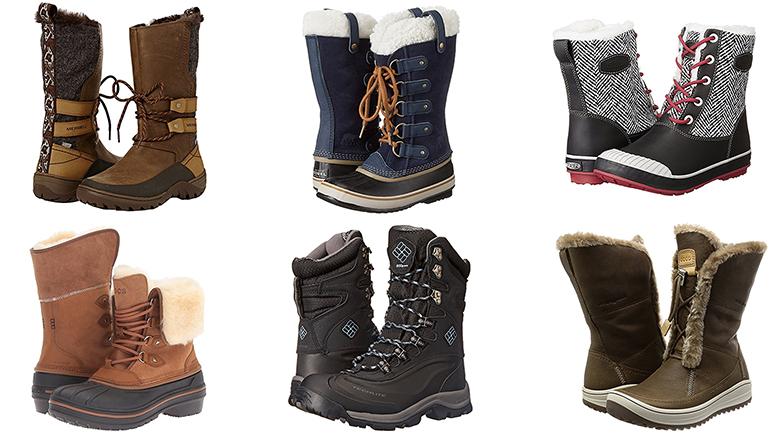 best cheap winter boots